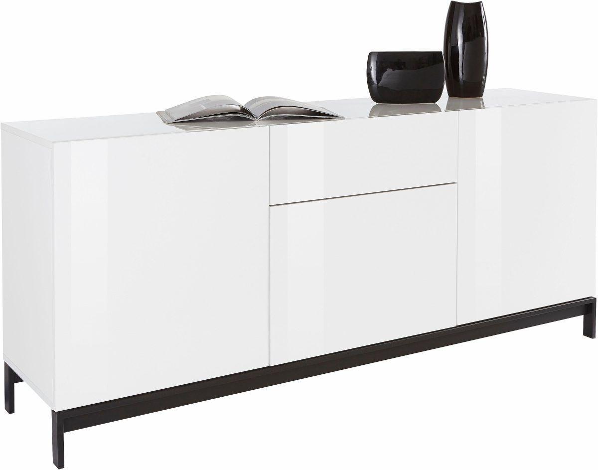 Highboard Wohnzimmer ~ Tecnos sideboard »metis« weiß fsc® zertifiziert jetzt bestellen