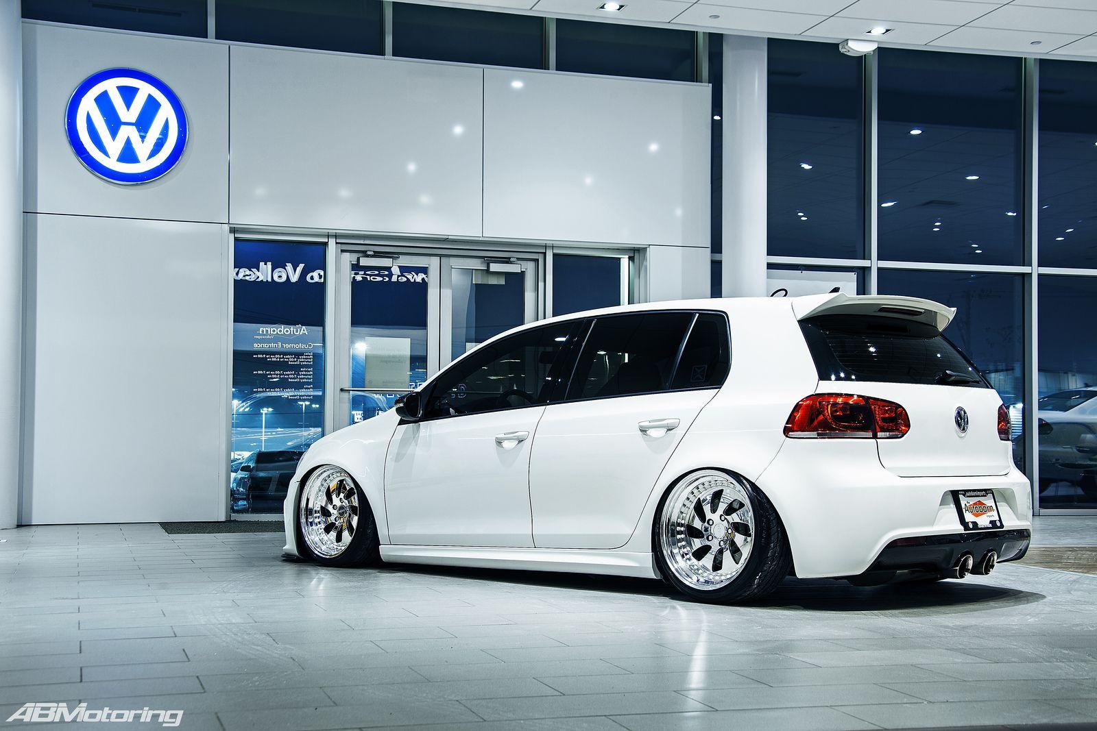 Vw Golf Mk6 Stancenation Volkswagen Golf Volkswagen Gti