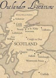 Craig Na Dun Outlander Locations Outlander Series Outlander Book