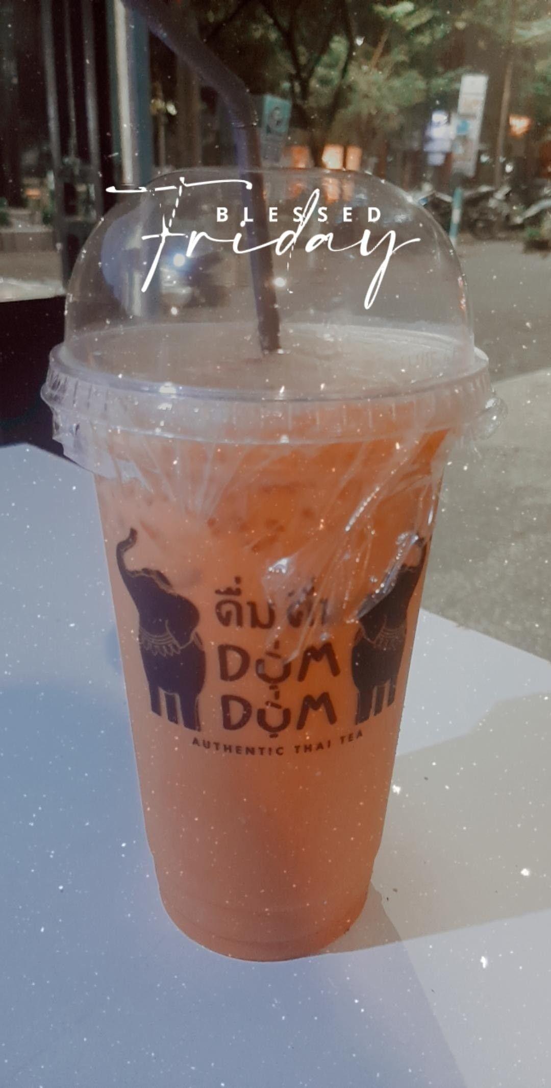 Dum Dum Thai Tea Di 2020 Resep