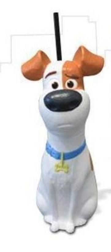 Secret Life Of Pets Movie Theater Exclusive Max Cup Mascotas