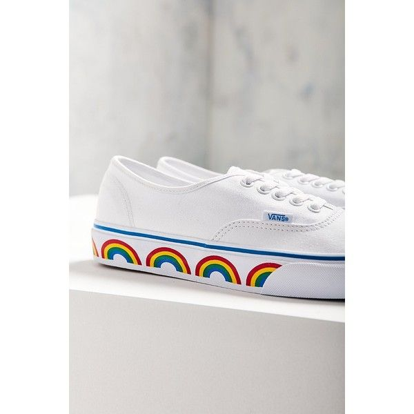 vans authentic rainbow