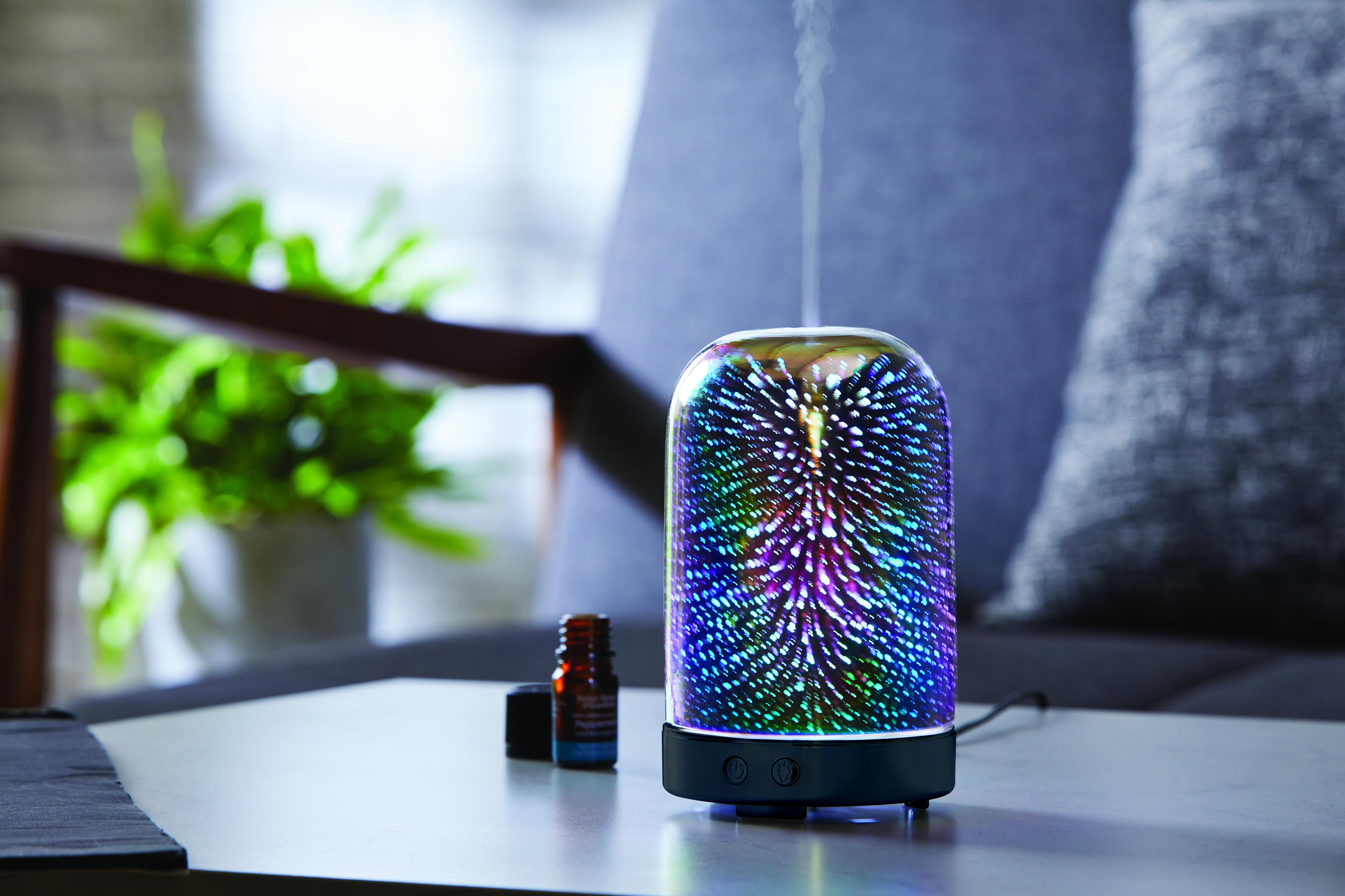 4371933dff63fd68deb181170a59f648 - Better Homes & Gardens 100 Ml Ultrasonic Aroma Diffuser Stargaze