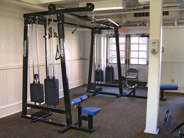 Legend fitness cable crossover plus health and fitness gym