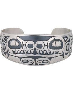 Jack Hudson Made Bracelet Tsimshian From Metlakatla Member Of The Wolf Clan Maori Tattoo Jack Hudson Native American Art