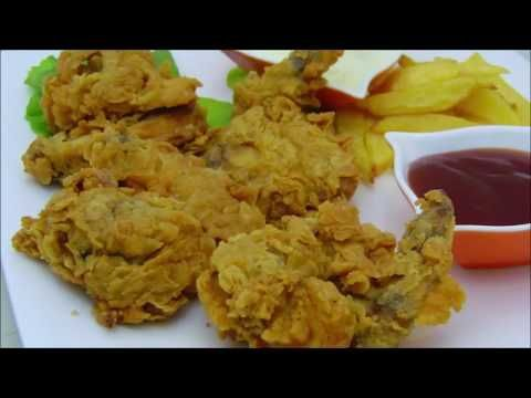 Food Fusion Food Fusion Recipes Crispy Fried Chicken Wings