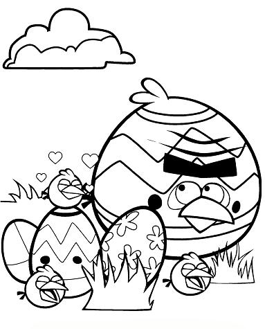 15 besten druckbare angry birds malvorlagen für kinder | malvorlagen für kinder