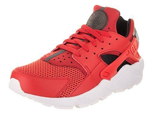 267f94c6ce839 Nike Mens Air Huarache Running Shoe Habanero Red   Black-white-pure  Platinum  fashion  clothing  shoes  accessories   otherclothingshoesaccessories
