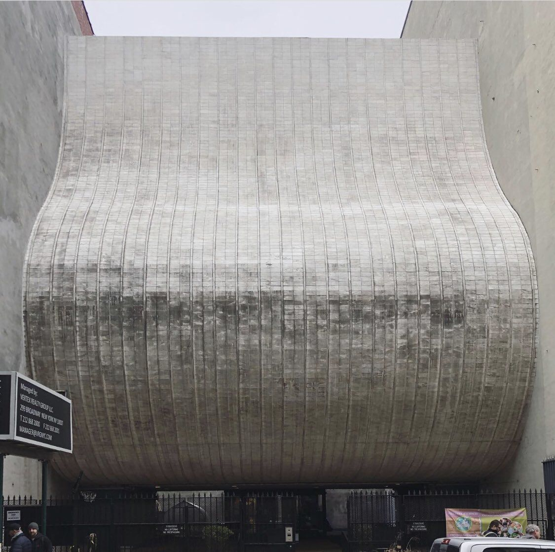 Tribeca Synagogue William N Breger New York 1967 By