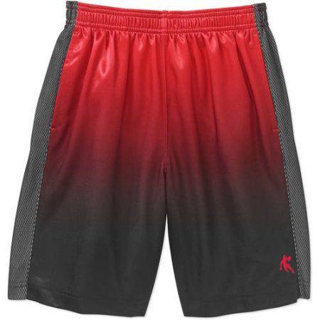6a79044a5e9 AND1 Boys  4-20 Hoop Basketball Shorts