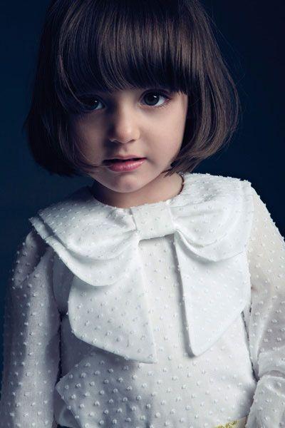 Bob Hairstyles For Little School Girls Little Girl