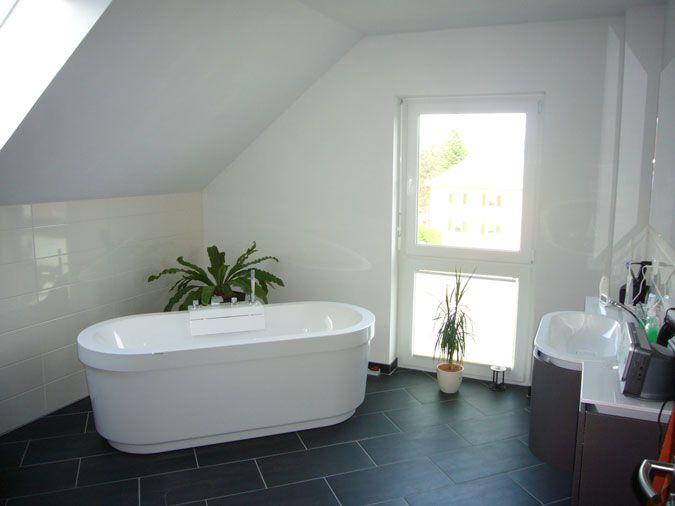 Innenausstattung haus badezimmer  Bautagebuch Einfamilienhaus - Badezimmer | Hanlo Haus ...