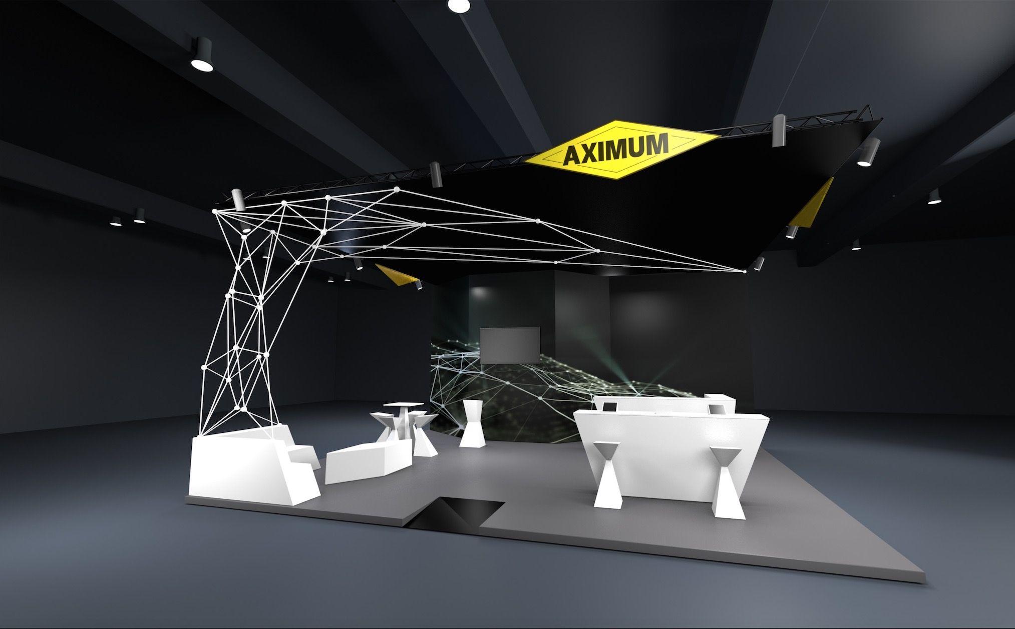Livre Architecture D Intérieur stand aximum architectural aménagement 3d création benoit