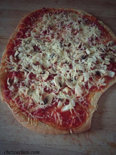 Pâte à pizza au fromage blanc 0 % avec ou sans Companion ...