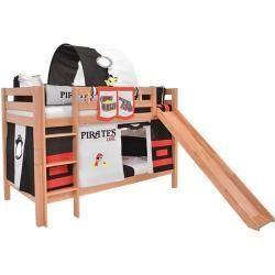 Kinderbett Hochbett Samuel Buche Vollholz Massiv Mit Rutsche Weiss Lackiert Inkl Rollrost 90 X 200 Bingefashion Com Dekor In 2020 Bed With Slide Play Beds Loft Bed