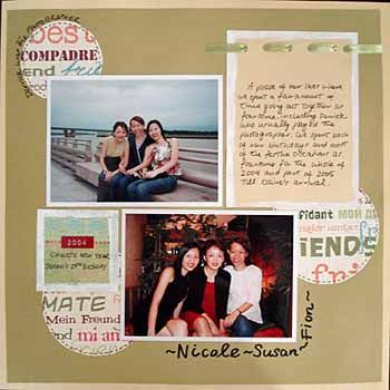 Scrapbooking Layouts For Beginners To See More Of My Layouts Feel
