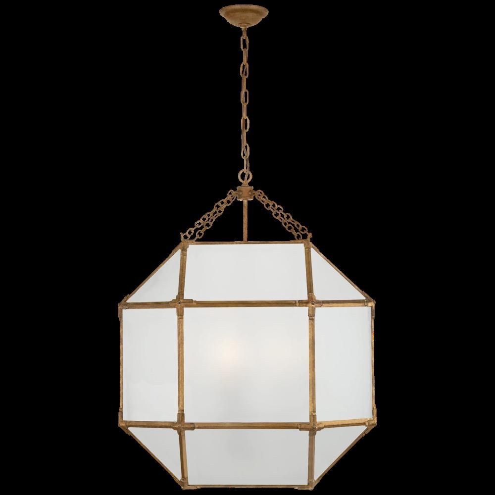 Morris Large Lantern In 2020 Large Lanterns Glass Light Fixture Ceiling Pendant Lights
