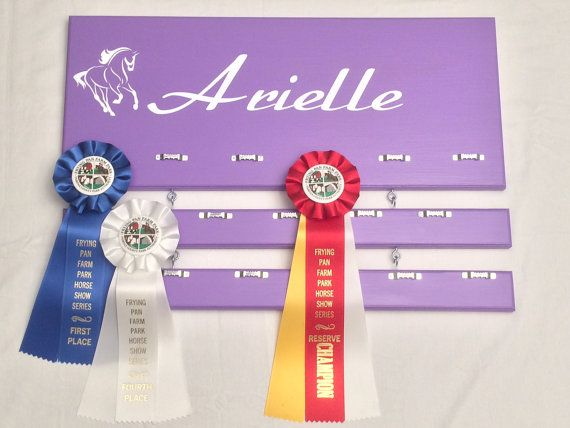 Custom Display Board Rack For Horse