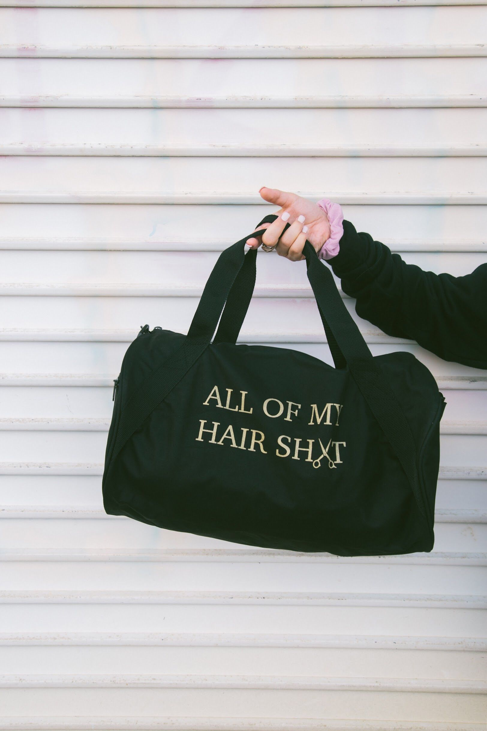 All Of My Hair Bag 25