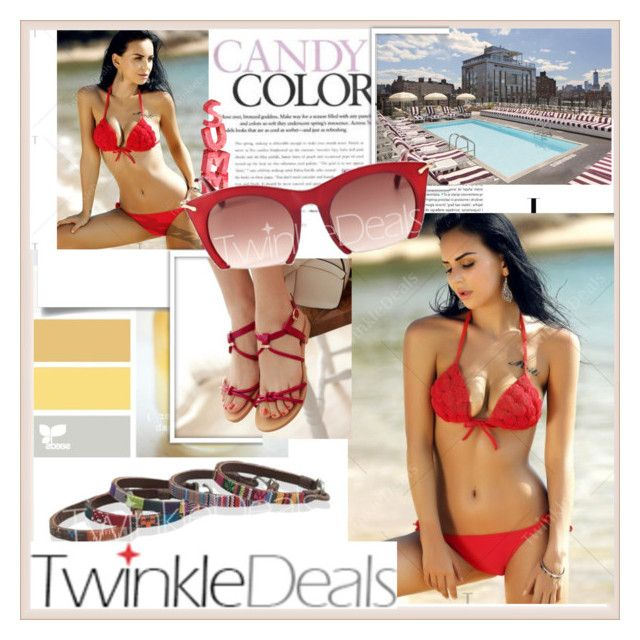 """Twinkle Deals 1/II"" by damira-dlxv ❤ liked on Polyvore featuring Oris"