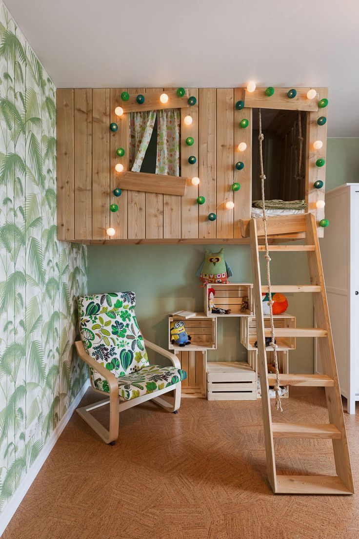 Photo of 40 children's rooms that rock