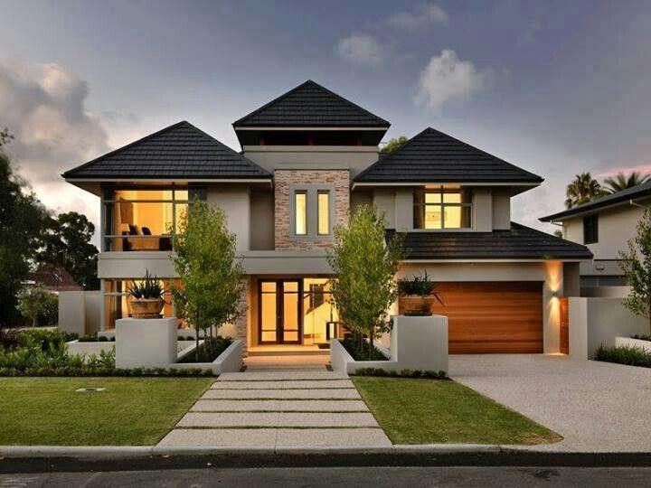 Modern House Design .