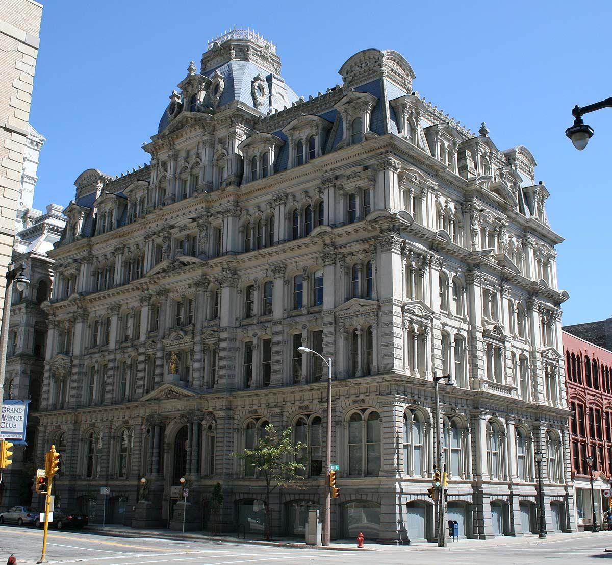 Favorite Milwaukee Architecture Highland Germania