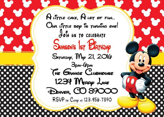 Printable pdf mickey mouse birthday 1st birthday invitation happy printable pdf mickey mouse birthday 1st birthday invitation happy birthday invitation filmwisefo