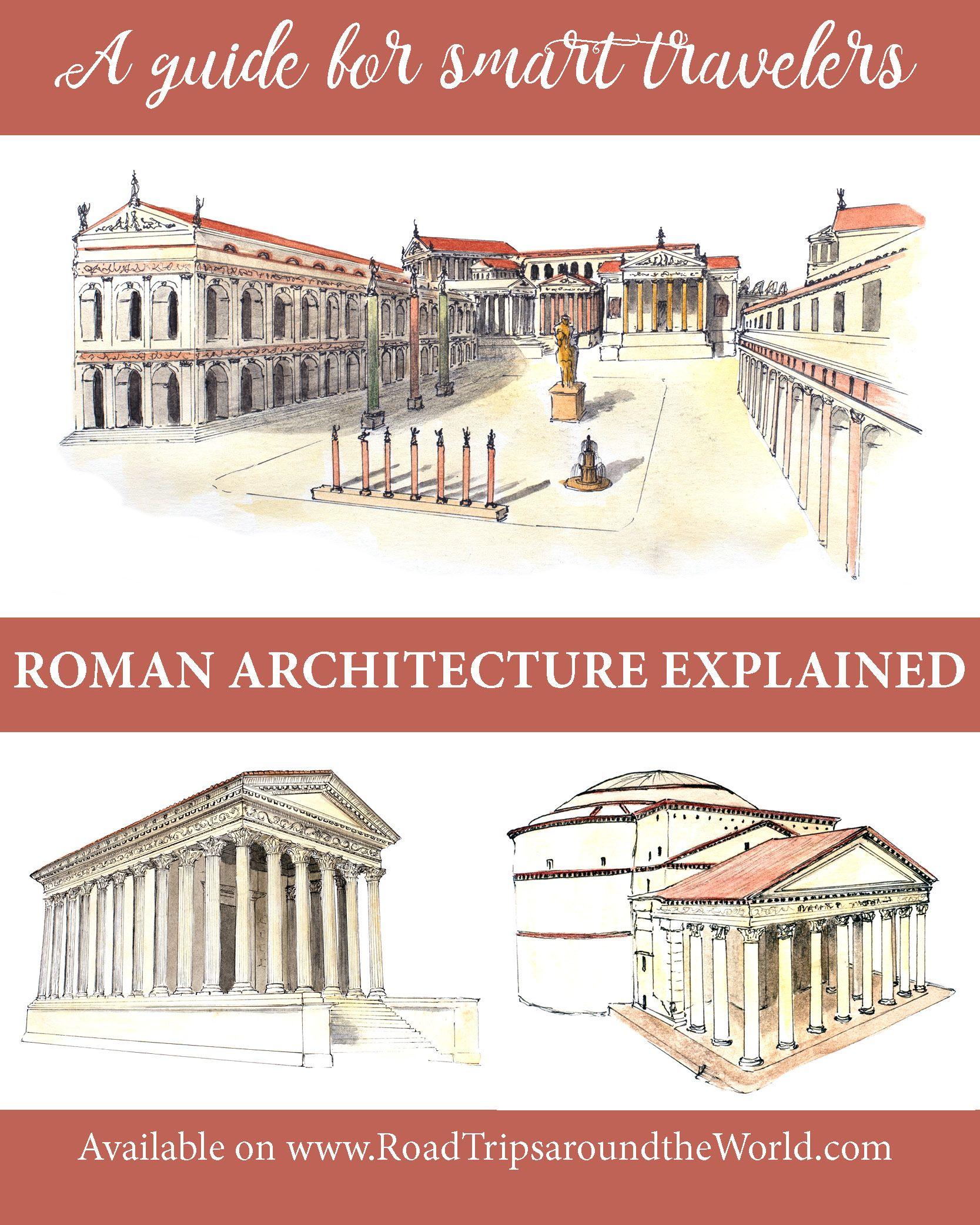 Roman Architecture Mini Guide