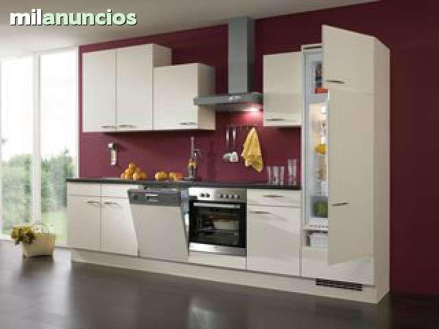 Cocinas lineales de cuatro metros buscar con google kitchen pinterest kitchen home y ideas - Conforama cocinas baratas ...