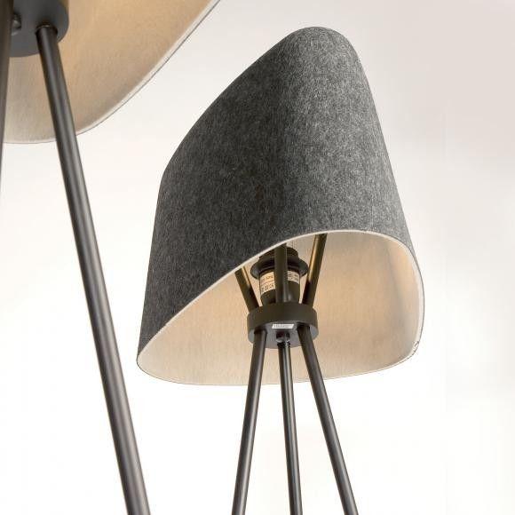 Tom Dixon Felt Floor Lamp Lamp Floor Lamp Tom Dixon