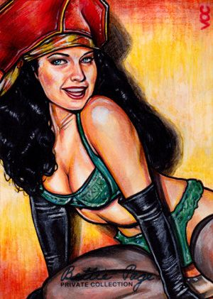 AP Bettie Page Pirate - 03