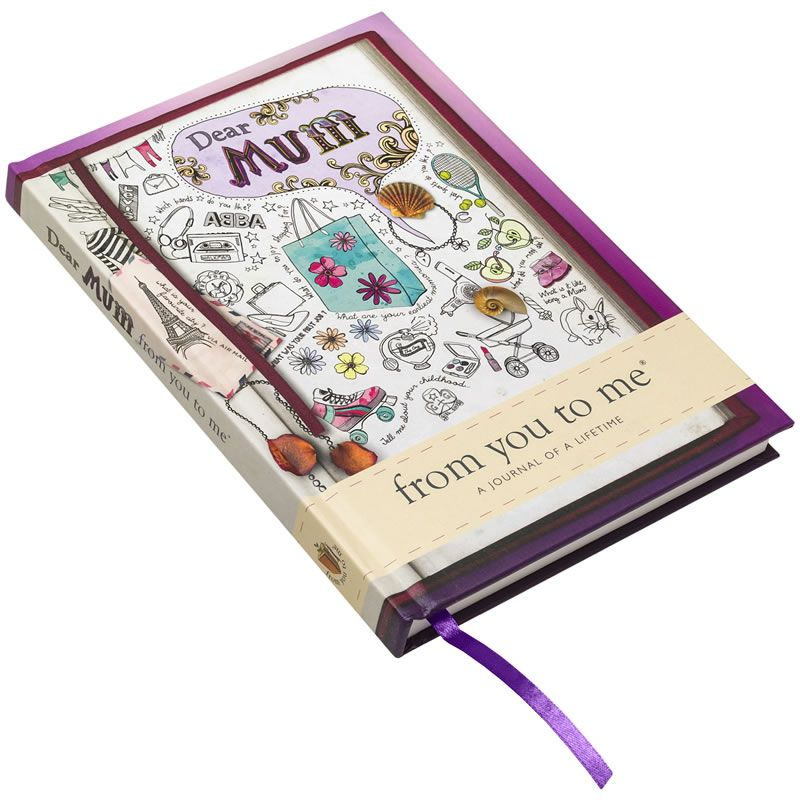 Amazing Christmas Gifts For Her: Dear Mum - From You To Me Book