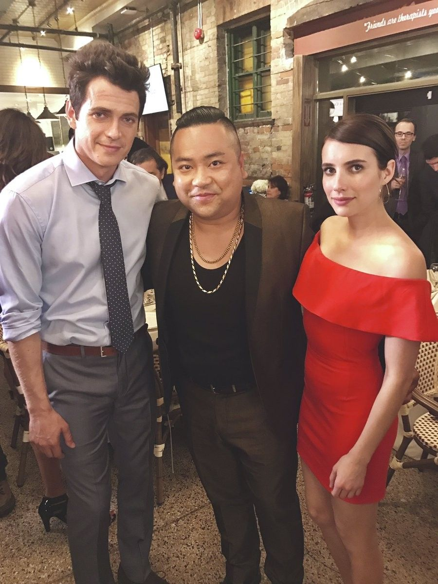 Pin By Vinalevina On Little Italy Emma Roberts Celebrities