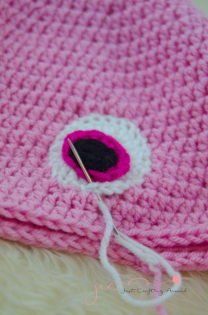 Harper Crochet Troll Hat Pattern Crochet Hat Patterns Pinterest