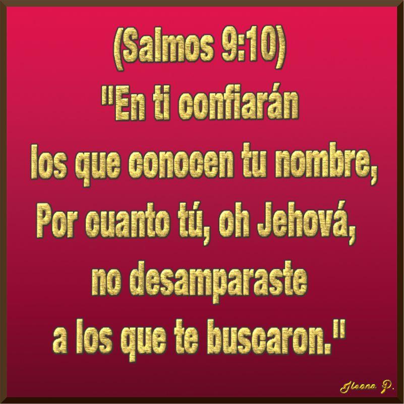 Salmos 9:10