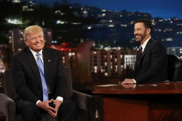 'Jimmy Kimmel Live' To Go Live After Presidential Debate 3