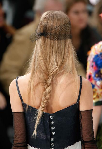 Haute Couture ss15 Paris Chanel y Giambattista Valli: magia pura.   Bossa
