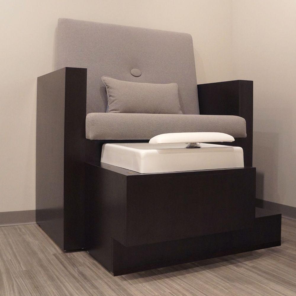 Olivia Pedicure Banquette & Foot Spa Spa pedicure chairs