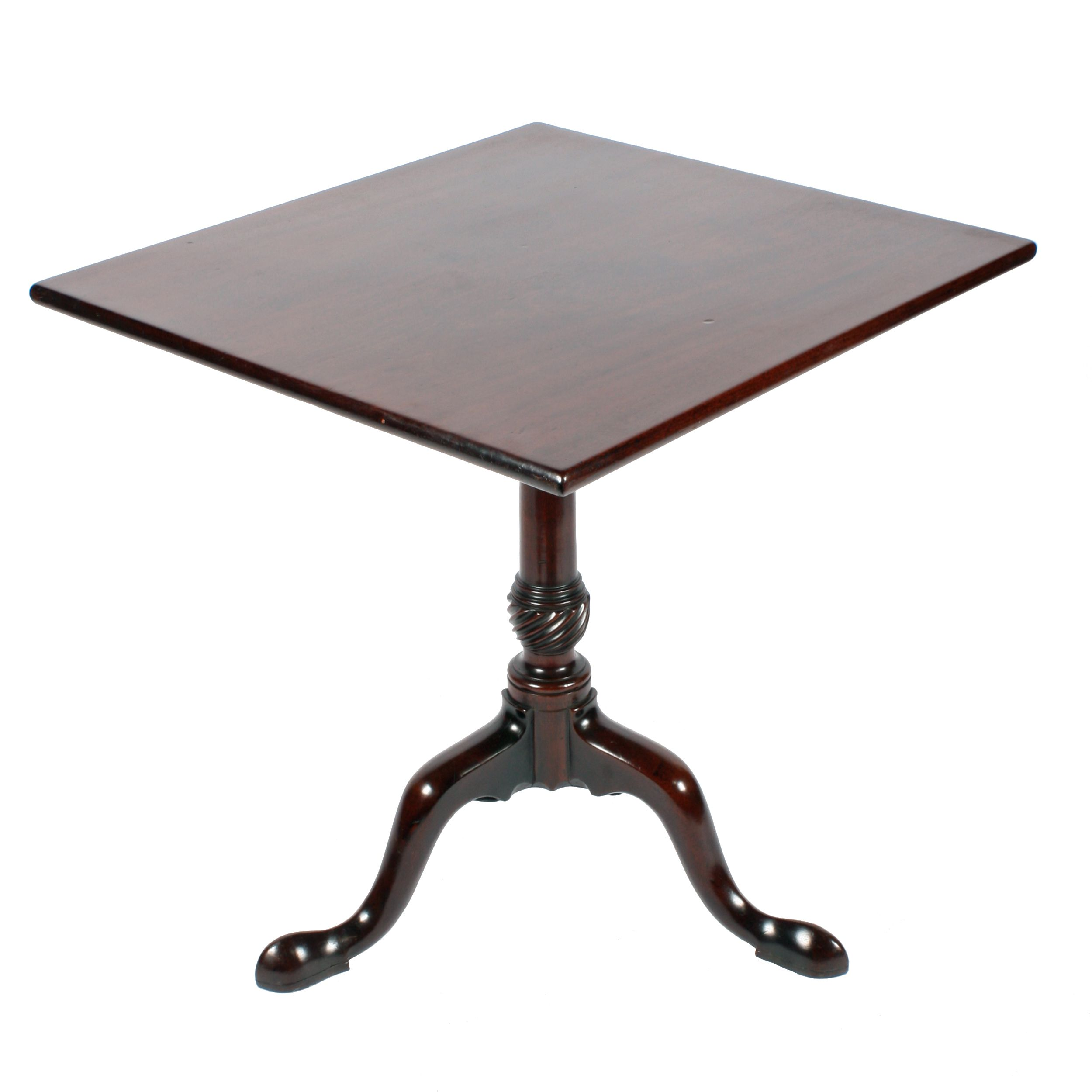 georgian tip top table  antique tables  pinterest  tabella c  - georgian tip top table