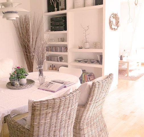 gemauerte regalwand aus ytong und ph 5 pendelleuchte von poul henningsen ytong porenbeton. Black Bedroom Furniture Sets. Home Design Ideas