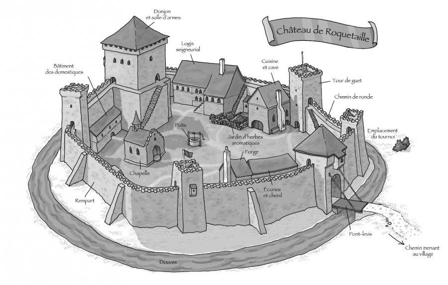 Actes Sud Junior Silke Moritz Isabelle Liber Achim Ahlgrimm Enigmes Au Château Fort