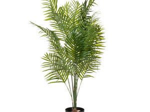 coussin jungle Maisons du monde - fauteuil suspendu Egglot - plante verte et photophore bambous La Chaise Longue