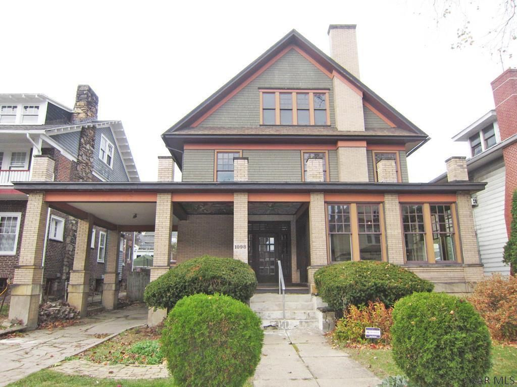 Stunning C 1900 Mansion For Sale In Johnstown Pa 75k Old Houses Under 50k In 2020 Mansions For Sale Mansions Old Houses