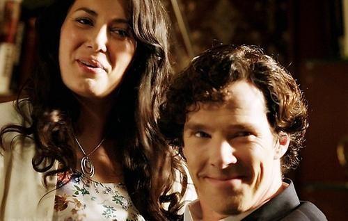 Sherlock & Janine