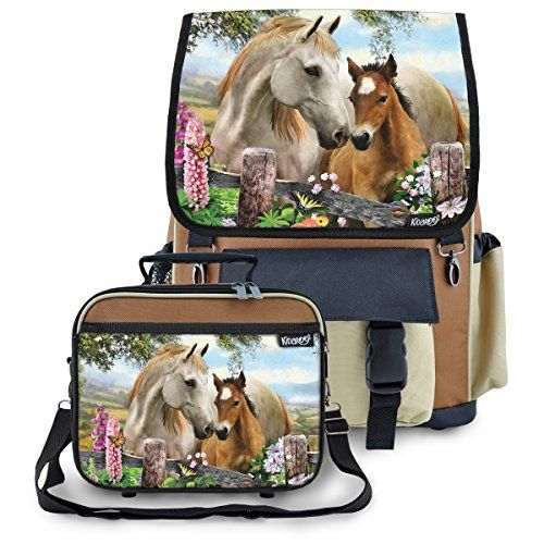 High Quality Backpack & Lunch Box With Summer Meadow Horses Interchangeable Flaps (Brown) Kidaroo http://www.amazon.com/dp/B014I8ZX8I/ref=cm_sw_r_pi_dp_QBLuwb0V8VXT3