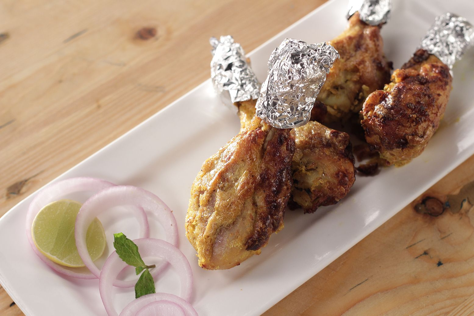 Badami Tangdi Recipes Chicken Recipes Indian Food Recipes