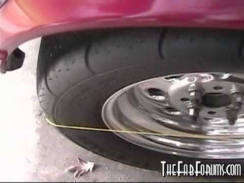 Front End Alignment Made Easy Youtube Auto Repair Car Fix