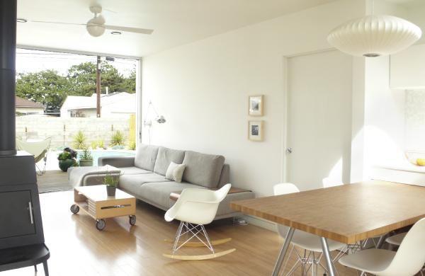Modern and Airy Beach House