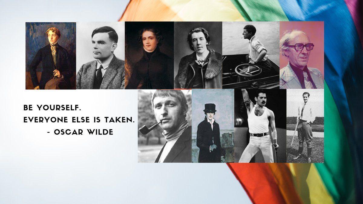 Gay lesbian history month